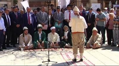 İbn-İ Sina için okunan 1001 hatmin duası Kastamonu'da yapıldı