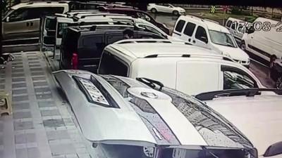 Özel halk otobüsüyle minibüs çarpıştı: 2 yaralı - İSTANBUL