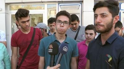 'Türkçe öğrencileri' harçlıklarını Türk lirasına çevirdi - KAHRAMANMARAŞ