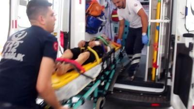 kanald - Adana'da yaşlı adam sulama kanalına düştü