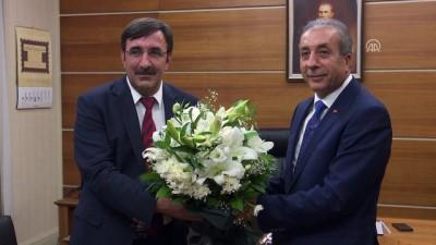 AK Parti MYK'da devir teslim töreni - ANKARA