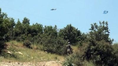 helikopter -  Cudi Dağı'nda 5 terörist etkisiz hale getirildi Haberi