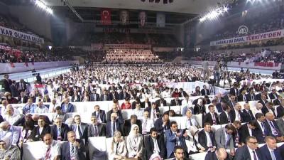 Cumhurbaşkanı Erdoğan: '(Kanal İstanbul) Bu stratejik projeyi mutlaka gerçekleştireceğiz' - ANKARA