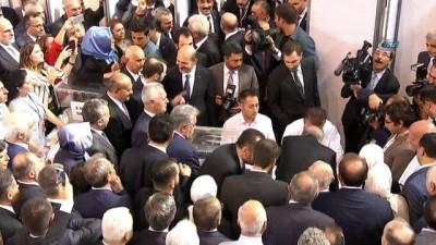 """Cumhurbaşkanı Erdoğan: """"Yolunuz, yolumuz açık olsun. Allah yar ve yardımcımız olsun"""""""