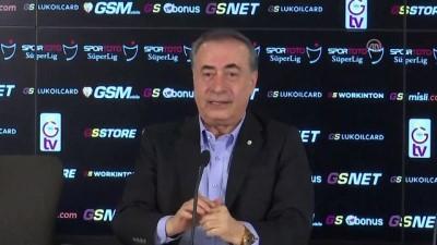 Galatasaray'da toplu imza töreni- Mustafa Cengiz (2) - İSTANBUL