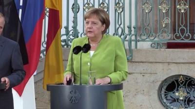 Merkel-Putin görüşmesi - MESEBERG