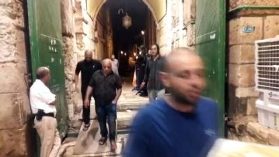- Mescid-i Aksa'nın Kapıları Yeniden Açıldı