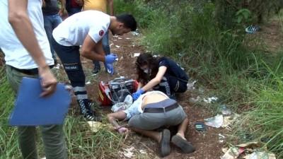 uyusturucu -  Tarlada 'altın vuruş' yapan genç hayatını kaybetti Haberi