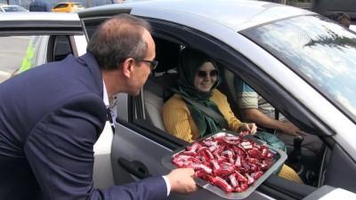 Vali Yavuz, polis ve jandarma noktalarını ziyaret etti - ORDU