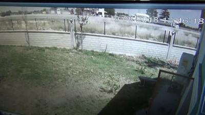 10 kişinin yaralandığı kaza güvenlik kamerasına yansıdı - KONYA