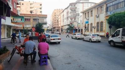 4,8'lik deprem Osmaniye'de de hissedildi