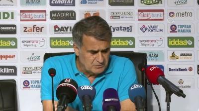 Büyükşehir Belediye Erzurumspor - Beşiktaş  (maç sonu)- ERZURUM