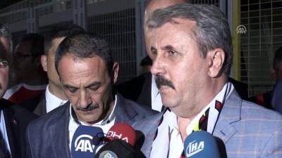 Destici'den Eskişehirspor'a destek - ESKİŞEHİR