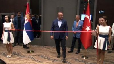 Dışişleri Bakanı Çavuşoğlu: 'ABD siyasi kaygılarla hareket edip, kendi seçimlerinde bunu malzeme yapmak istiyor.'