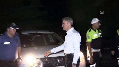 Tatilciler Anadolu Otoyolu'nda 30 kilometrelik araç kuyruğu oluşturdu - BOLU