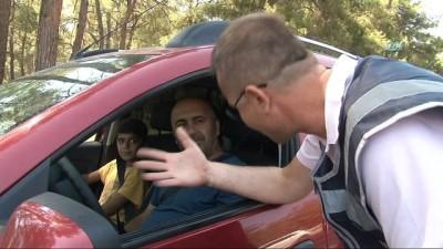 Trafik müfettişi çocuklar, kural ihlallerinde ebeveynlerini ihbar edecek