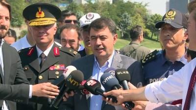 Vali Şahin trafik denetimine katıldı (2) - İSTANBUL