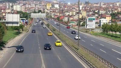 Valisi Şahin trafik denetimine katıldı (1) - İSTANBUL
