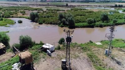 Dicle Elektrik kaçakla mücadelede drone dönemini başlattı