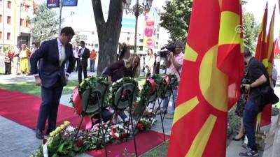 Makedonya'da İlinden Ayaklanması'nın 115. yıl dönümü - ÜSKÜP