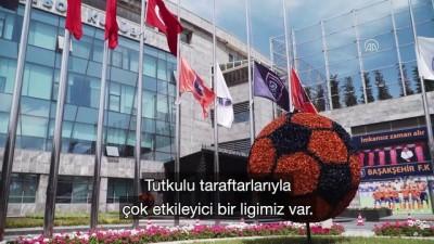 Napoleoni ve Clichy: Türkiye'de insanlar futbol için yaşıyor - İSTANBUL