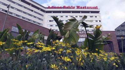 Şehir hastanesinde son teknoloji tedaviyle ayağa kalktı - ADANA