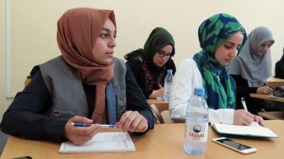 TİKA'nın genç gönüllüleri Kazakistan'da - ASTANA