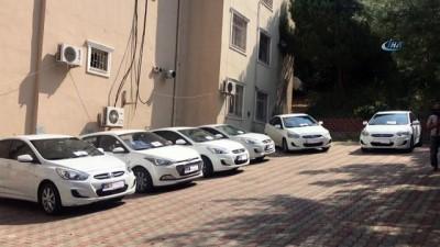 """Yarım milyon lira değerindeki araçları """"change"""" yapan şüpheli yakalandı"""