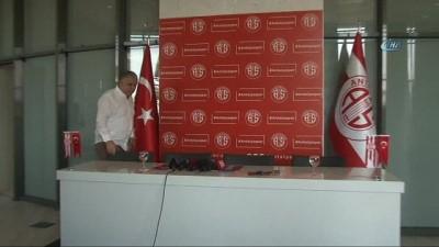 Antalyaspor olağanüstü genel kurula gidiyor -1-