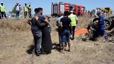 Karaman'da kamyonet devrildi: 1 ölü, 3 yaralı