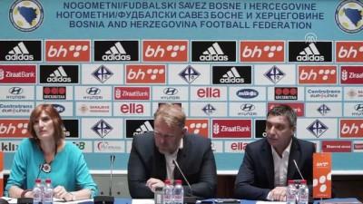 Süper Lig'deki dört futbolcuya milli davet - SARAYBOSNA