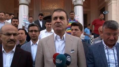 AK Parti Sözcüsü Çelik: 'Millet olmanın ruh köküne nasıl sahip olduğumuzu bir kere daha gösterdik'