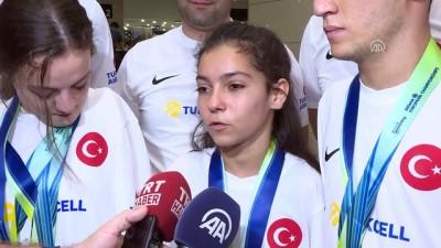 Avrupa Paralimpik Yüzme Şampiyonası - İSTANBUL