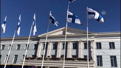 Helsinki Belediyesi, Kurban Bayramı münasebetiyle göndere bayrak çekti - HELSİNKİ
