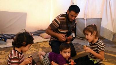 rejim karsiti - İdlib bir bayramda daha kederli sığınmacıları ağırlıyor (2) - İDLİB