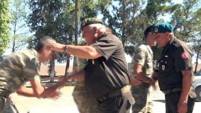 - KKTC'de Mehmetçik Bayramda Görev Başında
