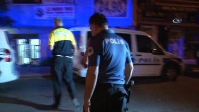 kanald -  Otomobiliyle kanala düşen sürücü polisten kaçmaya çalıştı