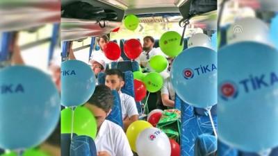 TİKA'nın gönüllü elçileri Kolombiya'da - ARMENİA