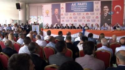 kapatma davasi -  AK Parti Bursa teşkilatı bayramda bir araya geldi