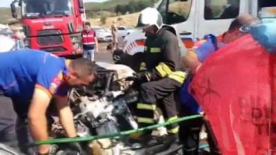 - Bingöl'deki feci kazada ölü sayısı 8'e yükseldi