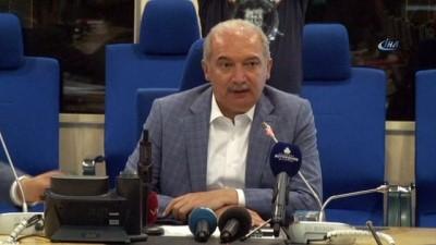 İBB Başkanı Uysal: 'Kaçak kurban kesimine izin vermedik'