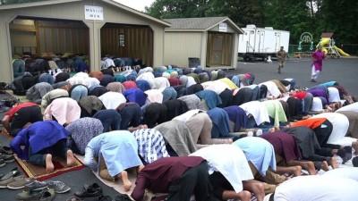 Müslümanlar bayram sevincini helal et tesislerinde yaşıyor - NEW YORK