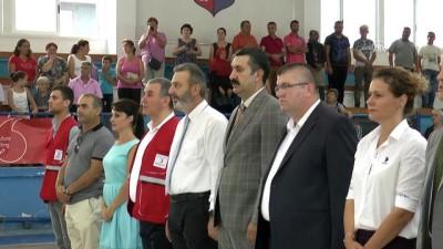 Türk Kızılayından Arnavutluk'a kurban bağışı - TİRAN