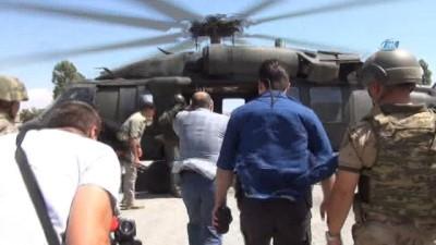 Vali Ustaoğlu'dan üs bölgelerine bayram ziyareti