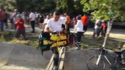 Fethiye-Antalya yolunda otobüs yoldan çıktı: 26 Yaralı