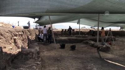 arkeolojik kazi - Kahramanmaraş'ta Göbeklitepe izleri