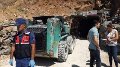 Kırşehir'de madende göçük: 1 ölü, 2 yaralı