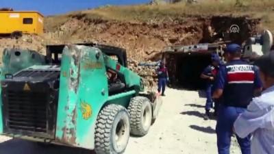 Maden ocağında göçük : 1 ölü - KIRŞEHİR
