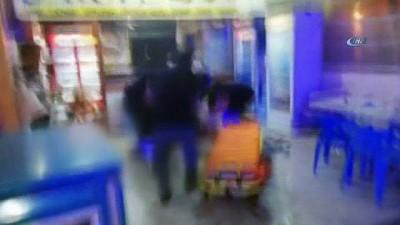 Uşak'ta dehşet anları... Silahlı saldırı sonrası 7 kişi yaralandı