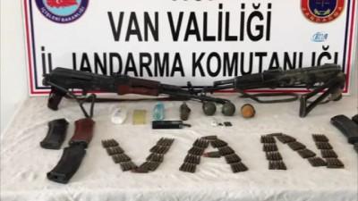 Van'da jandarma, saldırı hazırlığındaki 2 teröristi etkisiz hale getirdi